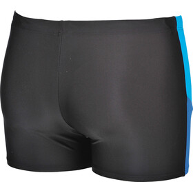 arena Ren Shorts Men black-pix blue-turquoise